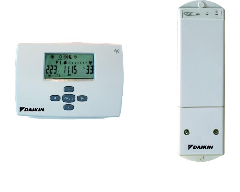 Daikin EKRTR bezdrôtový izbový termostat