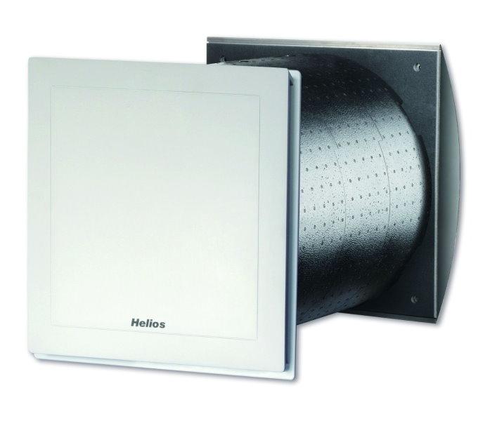 Helios KWL EC 60 Pro lokálna rekuperácia do bytu