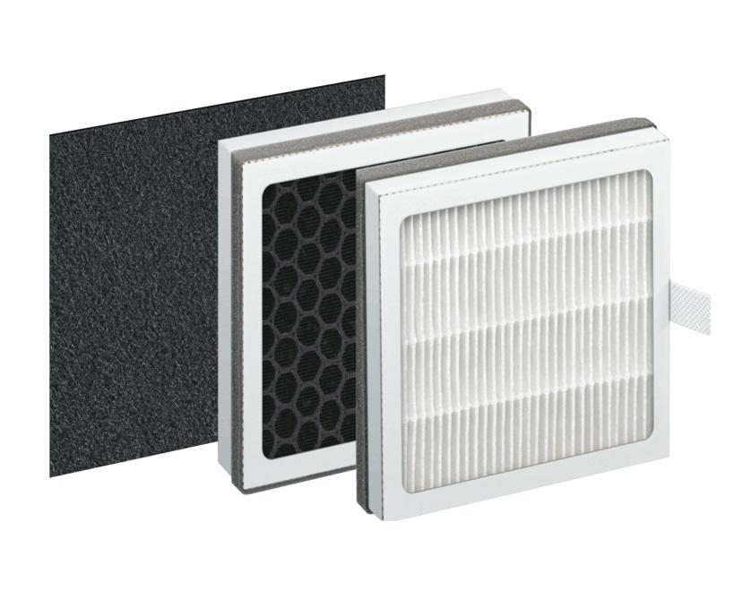 Beurer BEU-LR330filter sada filtrov pre čističku vzduchu so zvlhčovaním Beurer BEU-LR330