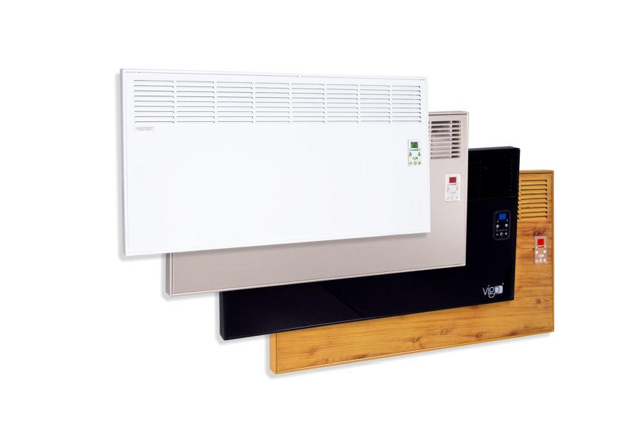 Vigo EPK 4590 E25 2500 W elektrický konvektor, Drevo