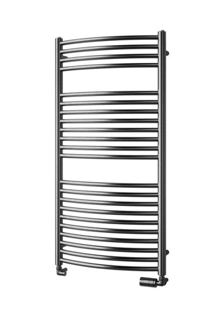 ISAN Silla Radius Inox vodný nerezový radiátor