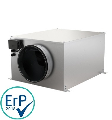 Systemair KVK Slim 355 kruhový ventilátor