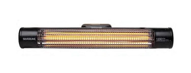 Silverline ITF 1200 nástenný infražiarič