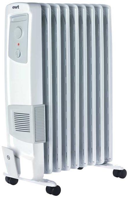 EWT OR 120 TLG olejový radiátor s ventilátorom