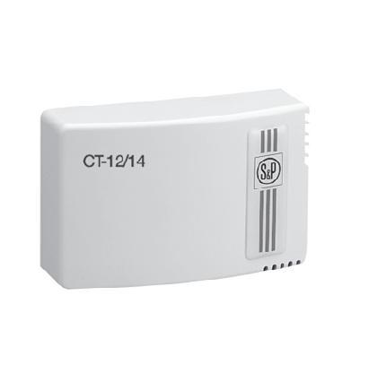 CT 12/14 transformátor 230-12 V