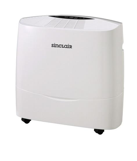 Sinclair CFO-40P mobilný odvlhčovač vzduchu