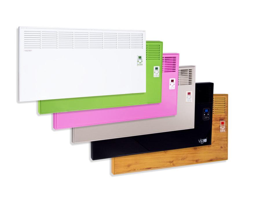 Vigo EPK 4590 E20 2000 W elektrický konvektor, Drevo
