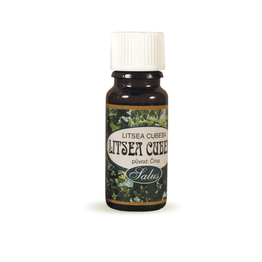 Saloos Litsea cubeba 100% éterický olej