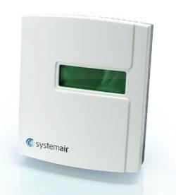 Systemair CO2RT-R-D snímač koncentrácie CO2