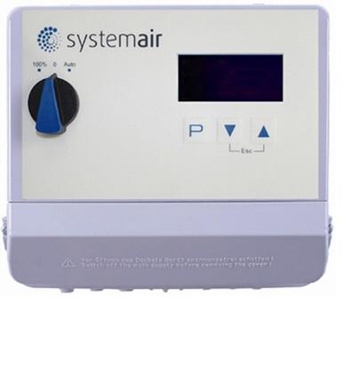Systemair REPT 6 regulátor pre kruhové ventilátory