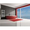 ISAN Spira Radius kúpeľňový radiátor interiér