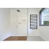 TERMA Zigzag kúpeľňový radiátor 1070x500 farba Metallic Black interiér