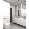 TERMA Triga AN dizajnový radiátor do kúpeľne
