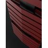 TERMA Iron D - Metalic red