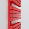TERMA Warp S dizajnový radiátor 1695x500 farba Soft 3028 detail
