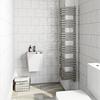 TERMA Outcorner rohový radiátor 1545x300 - štýlová kúpeľňa