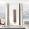 TERMA Ribbon V retro 1720x290 farba Copper - dizajnový radiátor