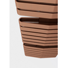 TERMA Iron D - farba Copper, detail