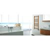TERMA Bone kúpeľňový radiátor - inšpirácie - moderná kúpeľňa