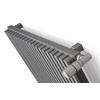 TERMA Nemo elektrický radiátor pod okno 530x1185 farba Metallic Stone - detail