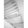 TERMA Kioto One dizajnový radiátor - farba Chrome Effect - detail