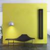 TERMA Triga AN dizajnový radiátor Metallic Black