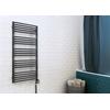 TERMA Alex elektrický kúpeľňový radiátor 1140x500 RAL7024