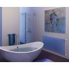 TERMA Delfin dizajnový radiátor do kúpeľne