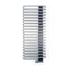 TERMA Michelle dizajnový radiátor 1200x500 Chrome a RAL5008