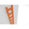 TERMA Easy vertikálny radiátor farebné prevedenia - RAL2003