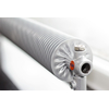 ISAN Spiral RA1-W radiátor na stenu detail