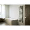 TERMA Zigzag kúpeľňový radiátor - 1540x500 farba Metallic Stone