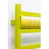 TERMA Simple dizajnový radiátor 960x500 Chróm