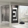 IRSAP Dedalo dizajnový radiátor - moderná kúpeľňa