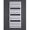 TERMA Warp T dizajnový radiátor 1110x500 RAL 9016