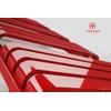 TERMA Warp T dizajnový radiátor - RAL3028 - detail