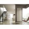 IRSAP Step V dizajnový radiátor 2000x670 farba Opaque Jasmin