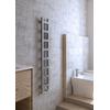 TERMA Easy vertikálny radiátor - moderný interiér