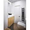 TERMA Easy vertikálny radiátor do kúpeľne