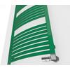 TERMA Dexter kúpeľňový radiátor farebné prevedenia RAL6024