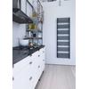 TERMA Alex ONE dizajnový radiátor - do kuchyne