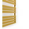 TERMA Warp T dizajnový radiátor farba Soft1023 - detail