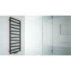 TERMA Zigzag kúpeľňový radiátor 1310x500 farba Metallic Stone interiér