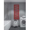 TERMA Zigzag kúpeľňový radiátor 1540x500 farba RAL3020 interiér