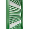 TERMA Mike dizajnový radiátor 1335x530 RAL6029 - detail