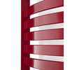 TERMA Dexter kúpeľňový radiátor  Metallic Red Detail