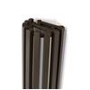 TERMA Triga ANC dizajnový radiátor detail2 háčiky Zip