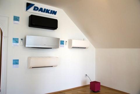 Showroom DK Nitra Daikin