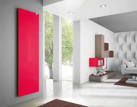 IRSAP Relax Power dizajnový radiátor 1963x653 farba Rosso Fragola