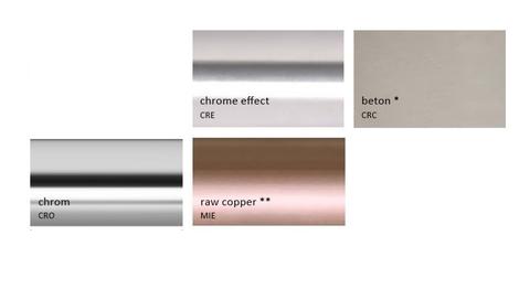 Farby Terma - špeciálne farby a povrchy - Chróm, Meď, Betón